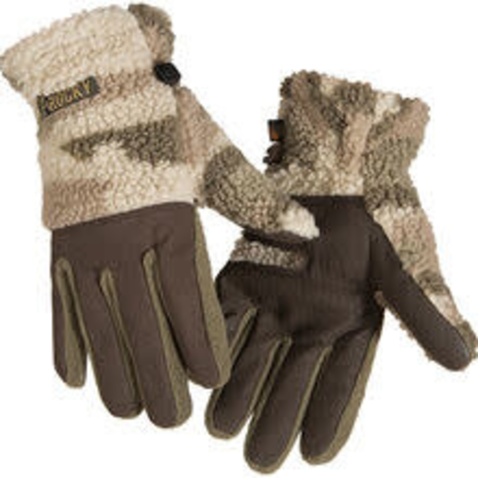 Rocky Berber Fleece Gloves-Venator