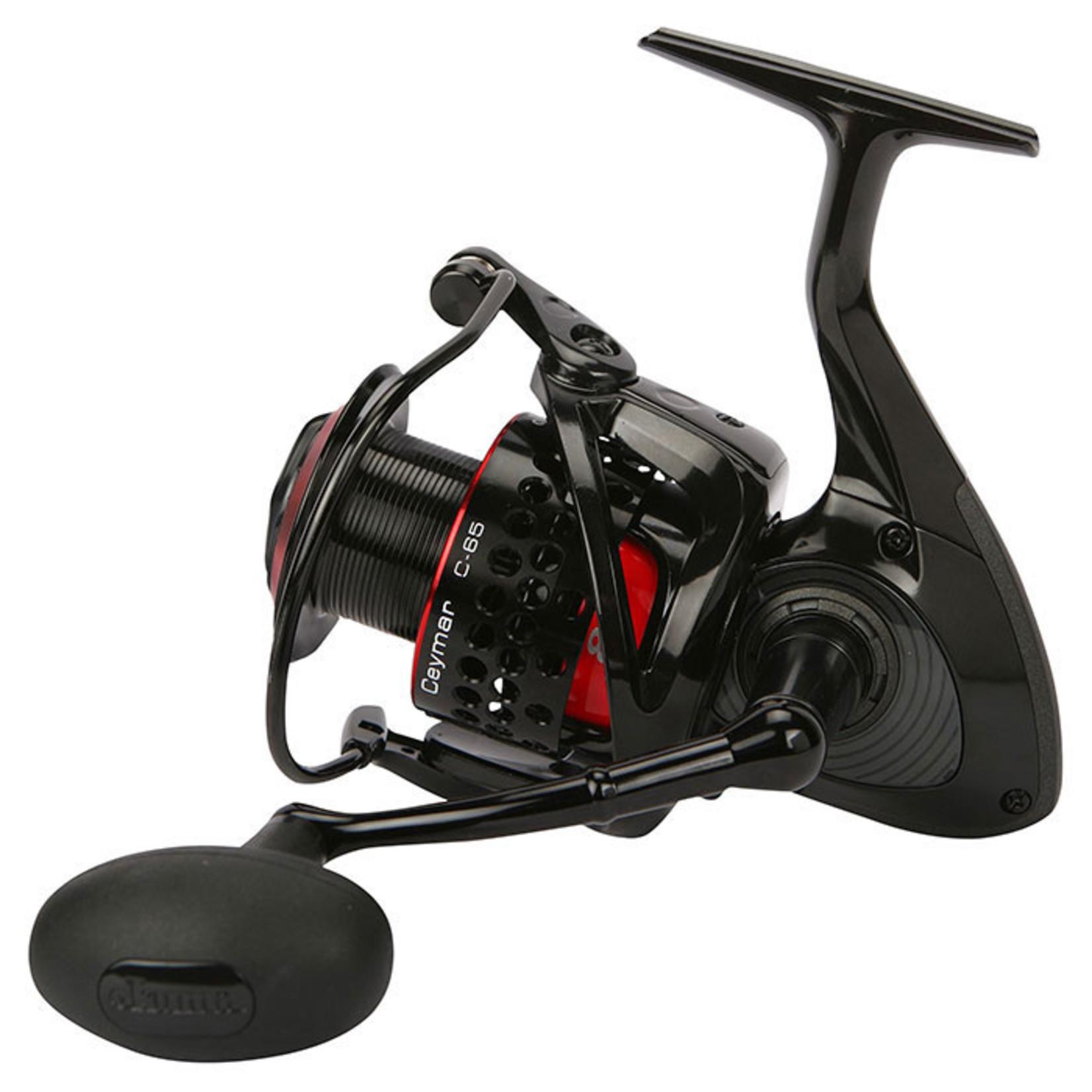 Okuma Fishing Tackle Okuma -Ceymar Spinning -6Bb + 1Rb, 5.0:1 Ratio  C-30