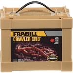 Frabill Bait Carrier - Worms - Double Doors