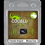 Cocall Female moose card