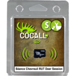 Cocall RUT Deer Session Card