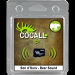 Cocall Black bear sounds card