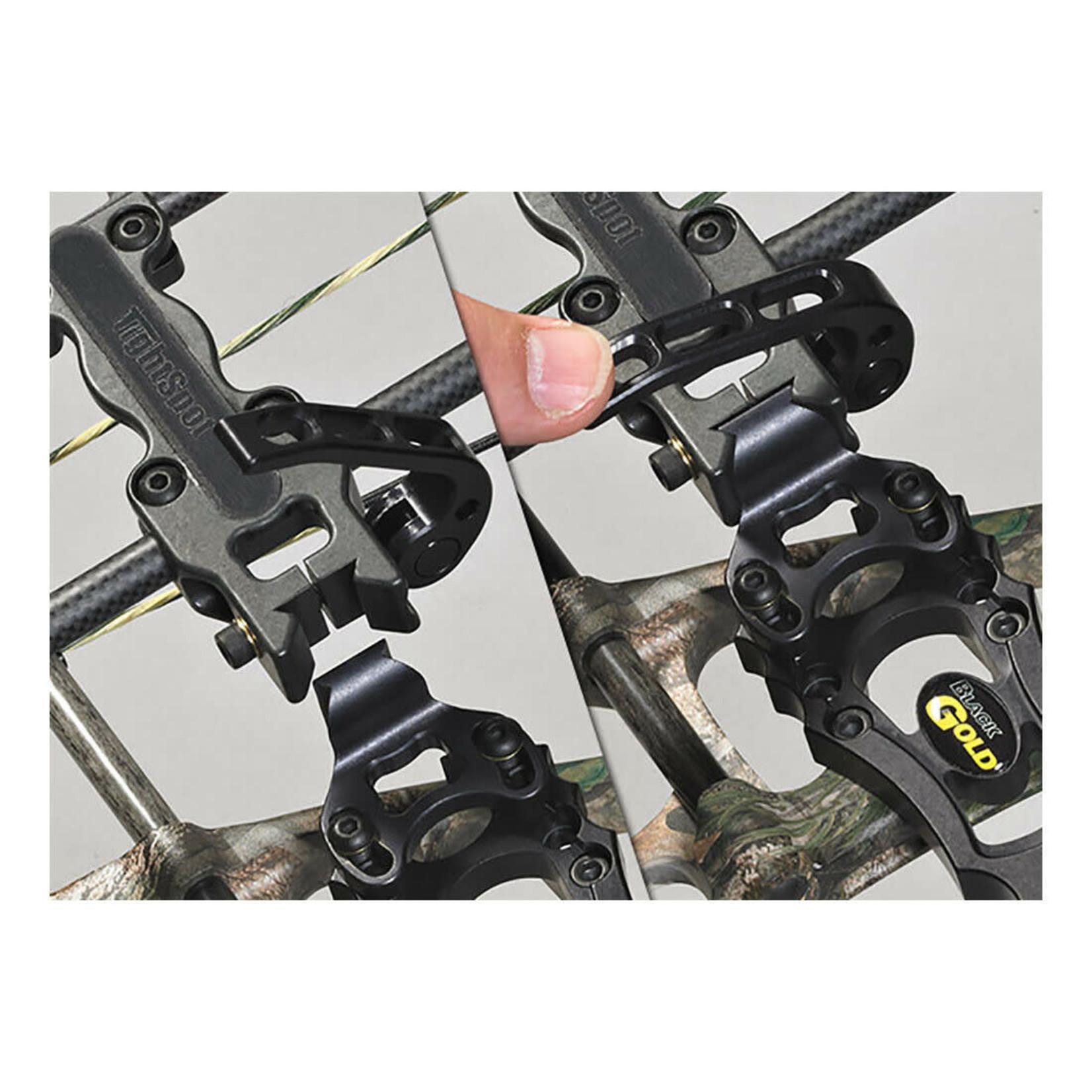 Tightspot Tight Spot Quiver 5 Arrow Black Lh