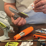 FLETCHING TOOLS AND ACCESSORIES