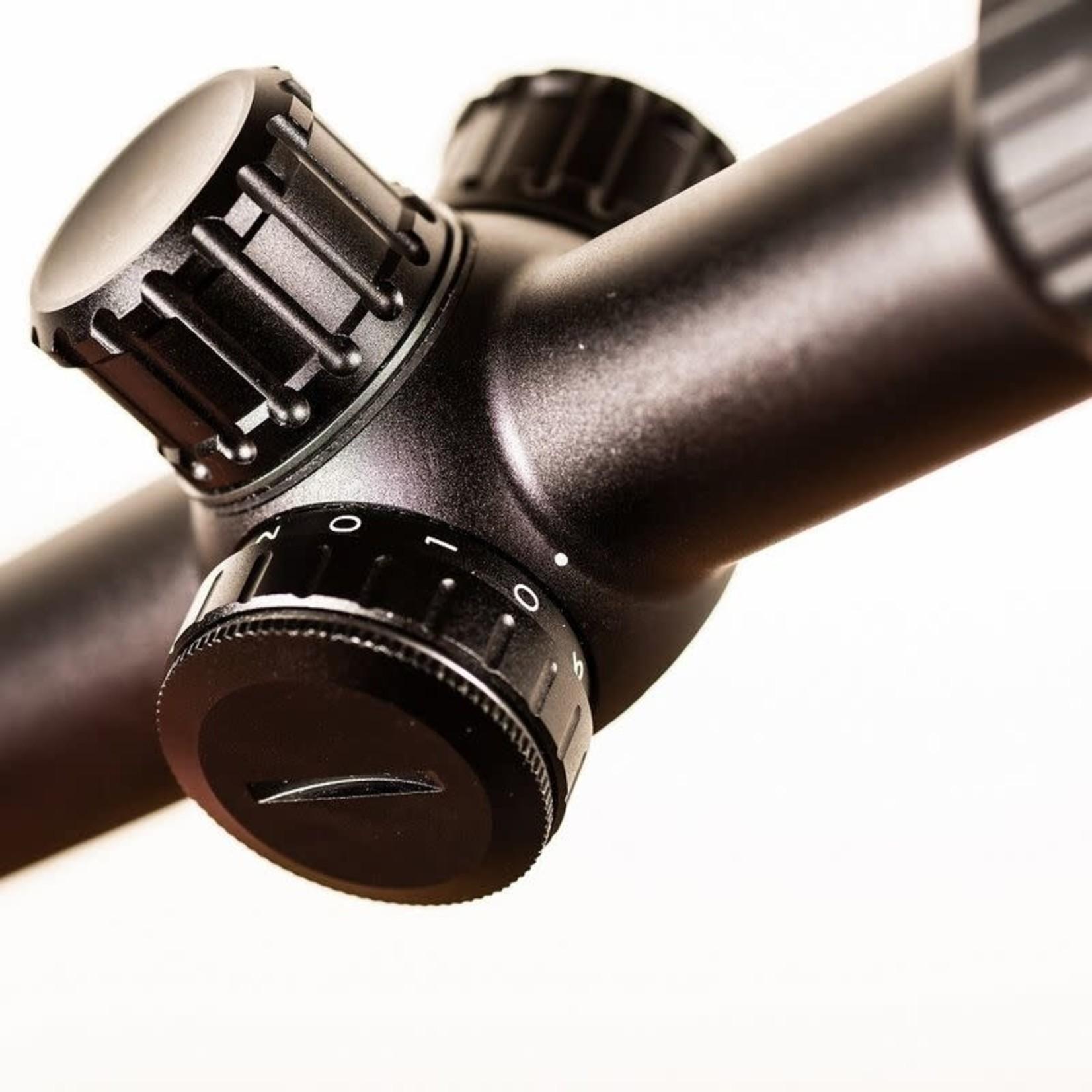 """Bushnell 3-9x40 Prime Black, Illuminated Multi-X Reticle, 1"""" Tube"""