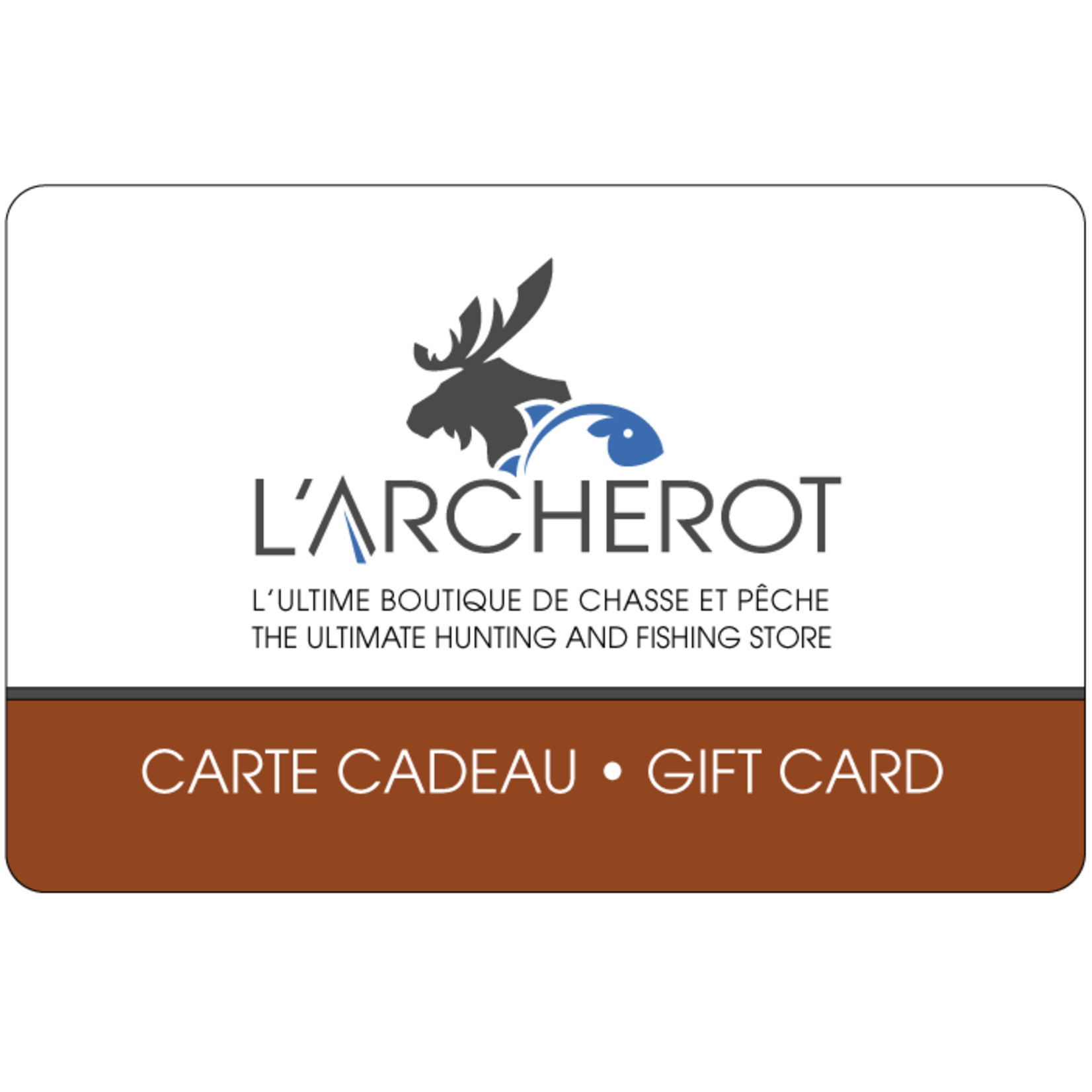 Gift Card - Archerot