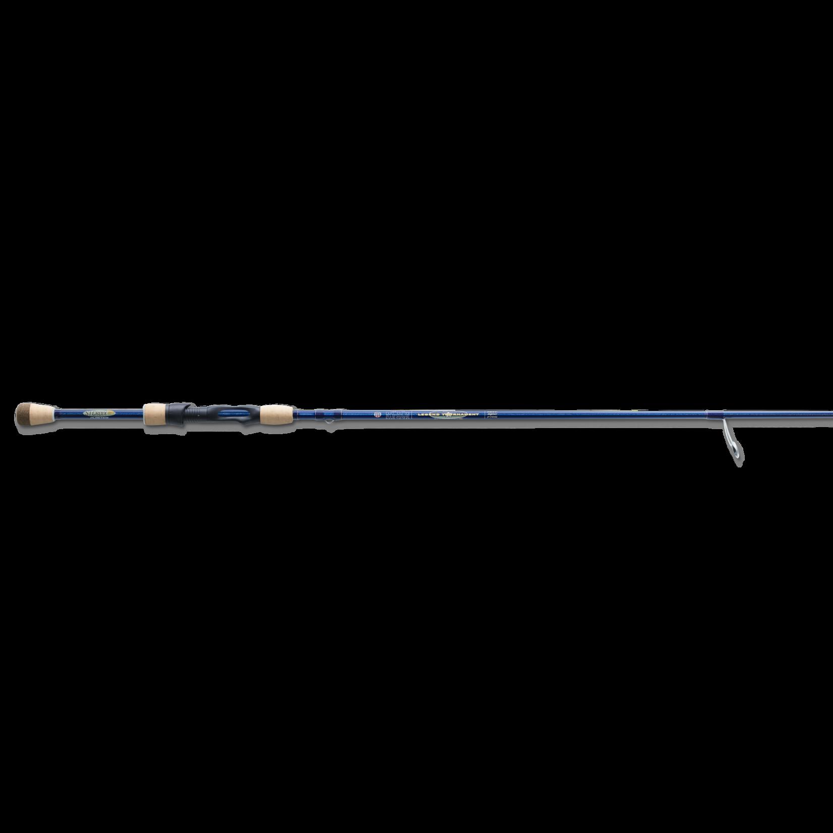 St. Croix Legend Tournament Bass Spinning/Lbs71Mhxf