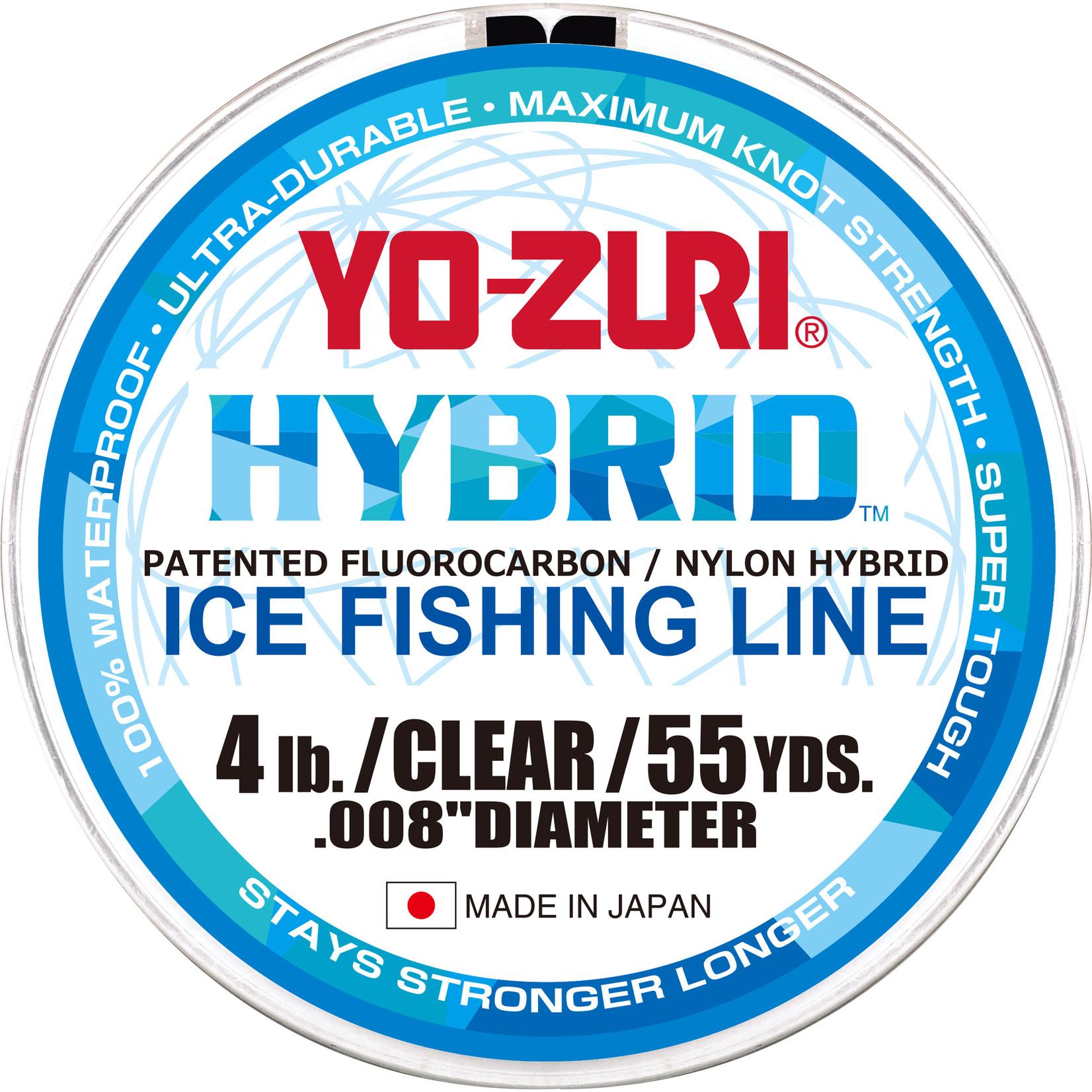 Yo-Zuri Hybrid Ice Line 55YD
