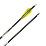 "Tenpoint PRO-ELITE 400 carbon 20"" Arrows 6pk (w/ Alpha Nocks)"