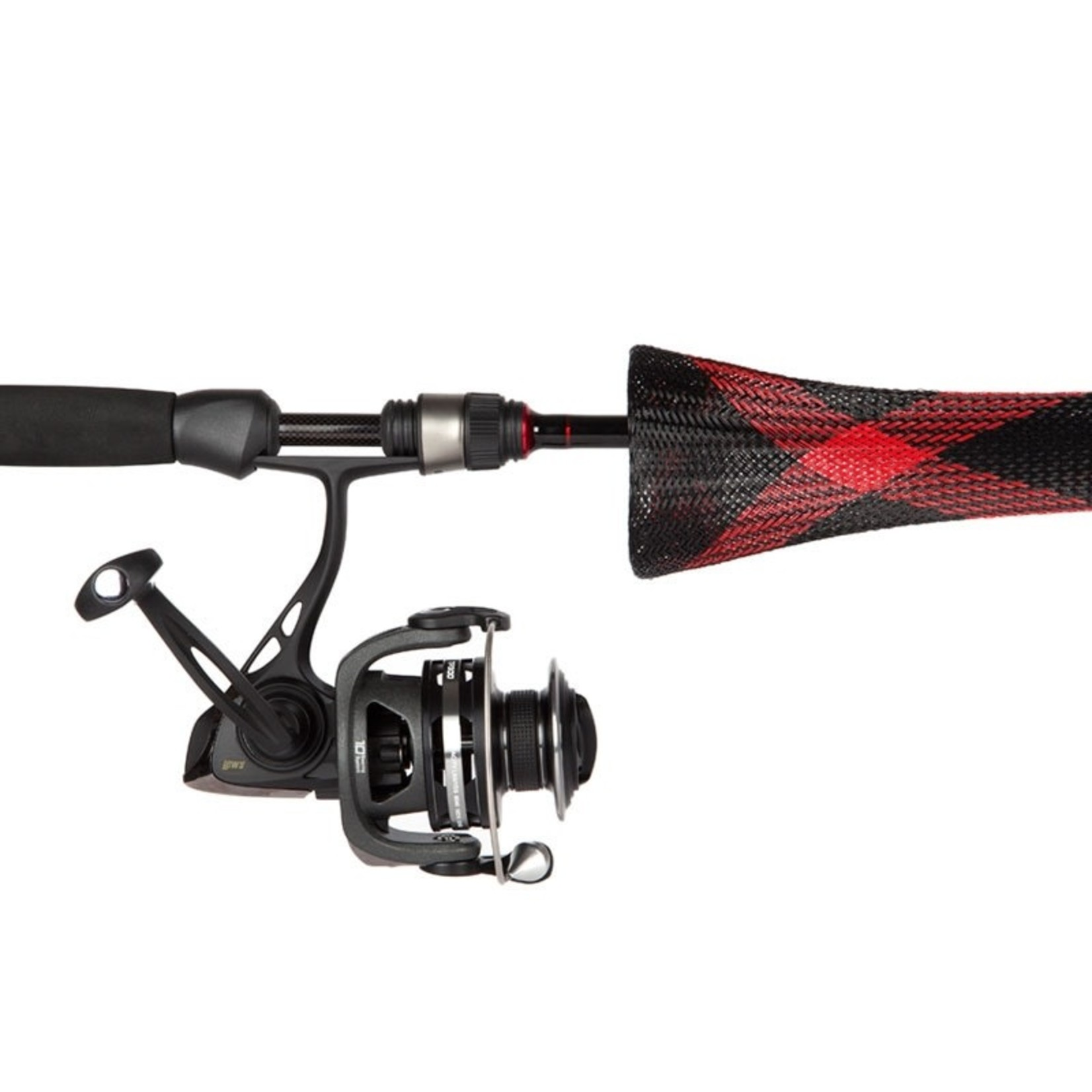 Rod Glove Spinning Rod Glove • Shorty Series 4.5' • Fits Rods 5.0' - 6.0'