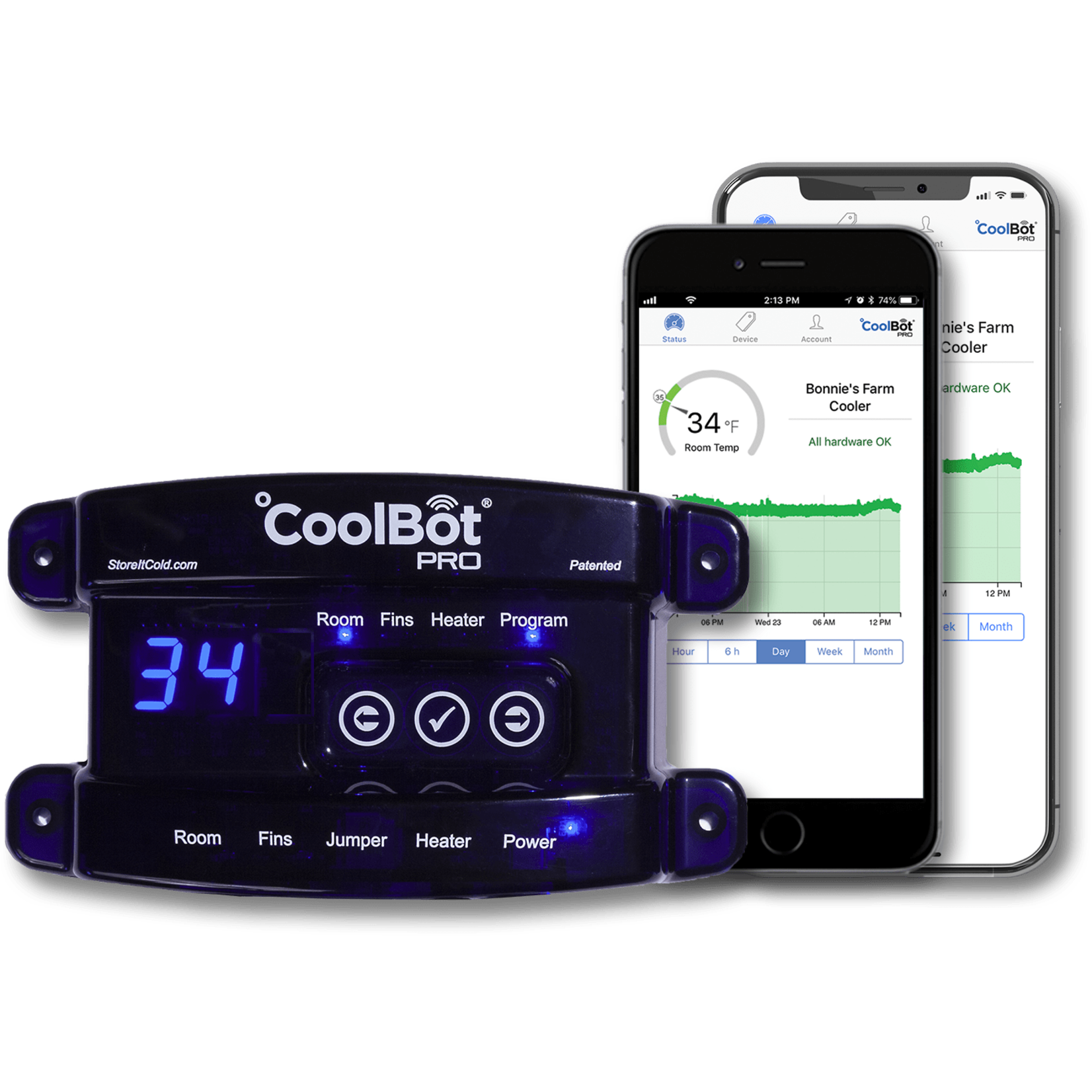 CoolBot CoolBot Pro Walk-in Cooler WiFi Enable