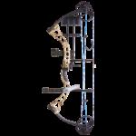 Diamond Archery Infinite Edge Pro Droitier 5-70# Breakup Country Équipé