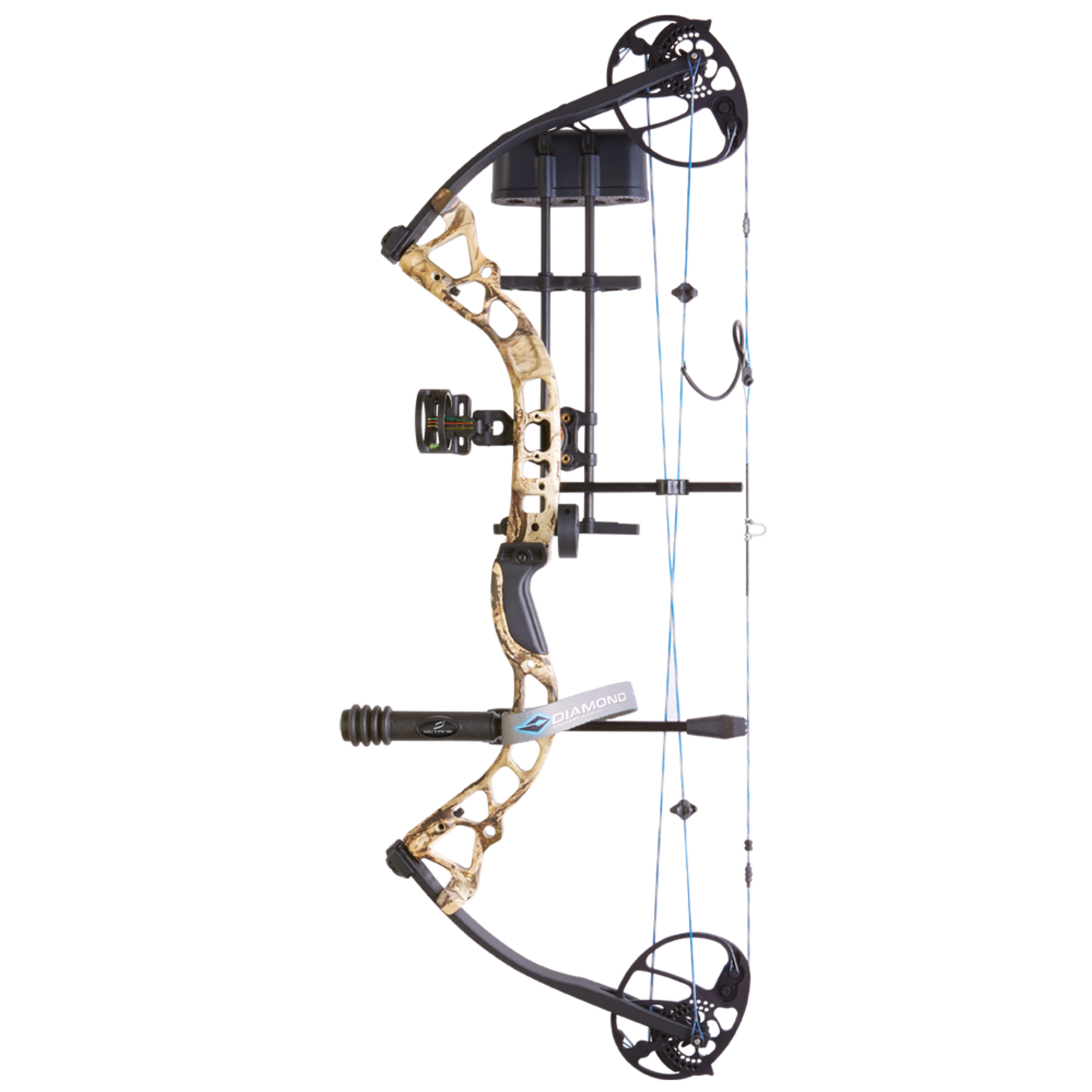 Diamond Archery Infinite Edge Pro Rh 5-70# Breakup Country W/Pkg