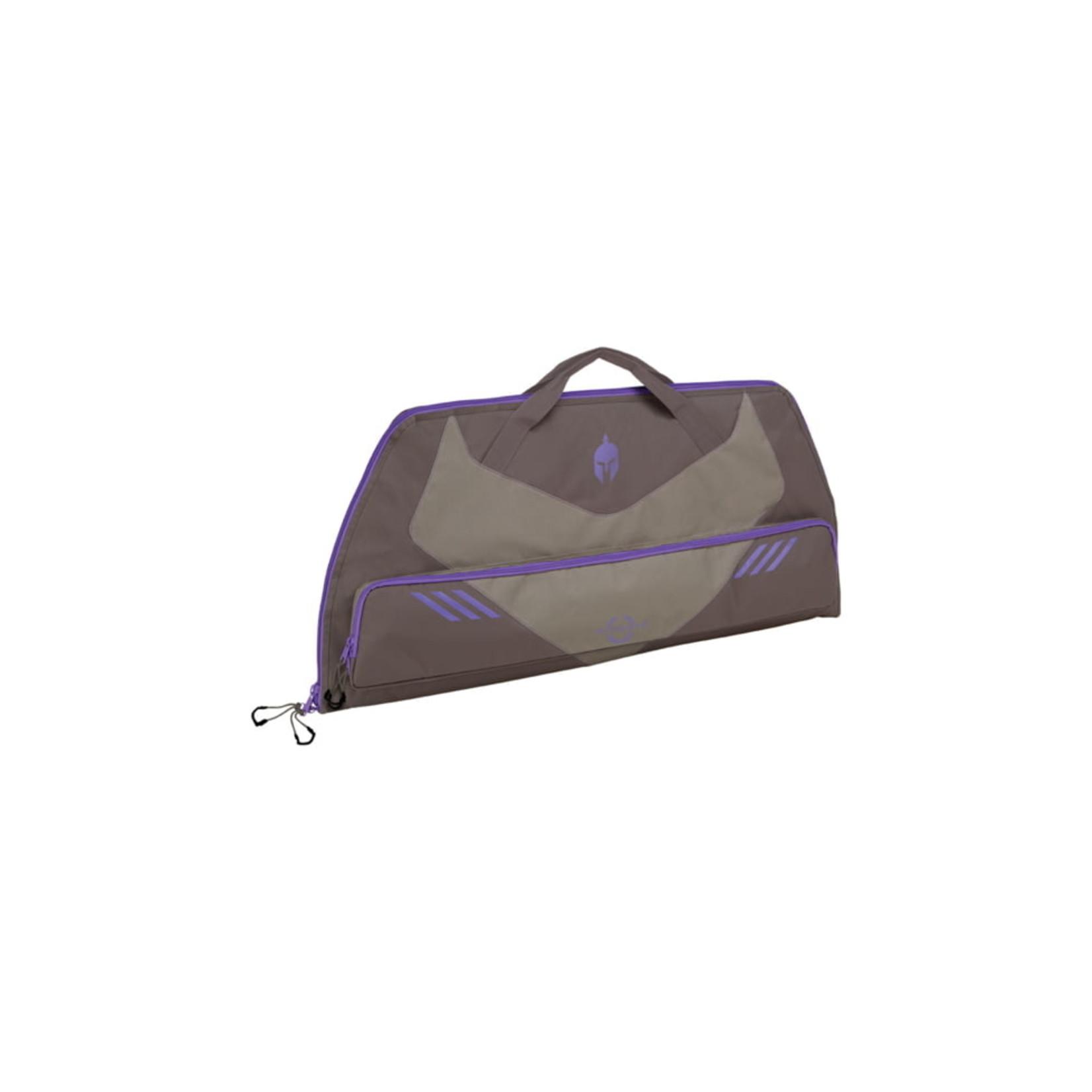 Allen Belladonna Compound Bow Case 38In Shadow/Violet