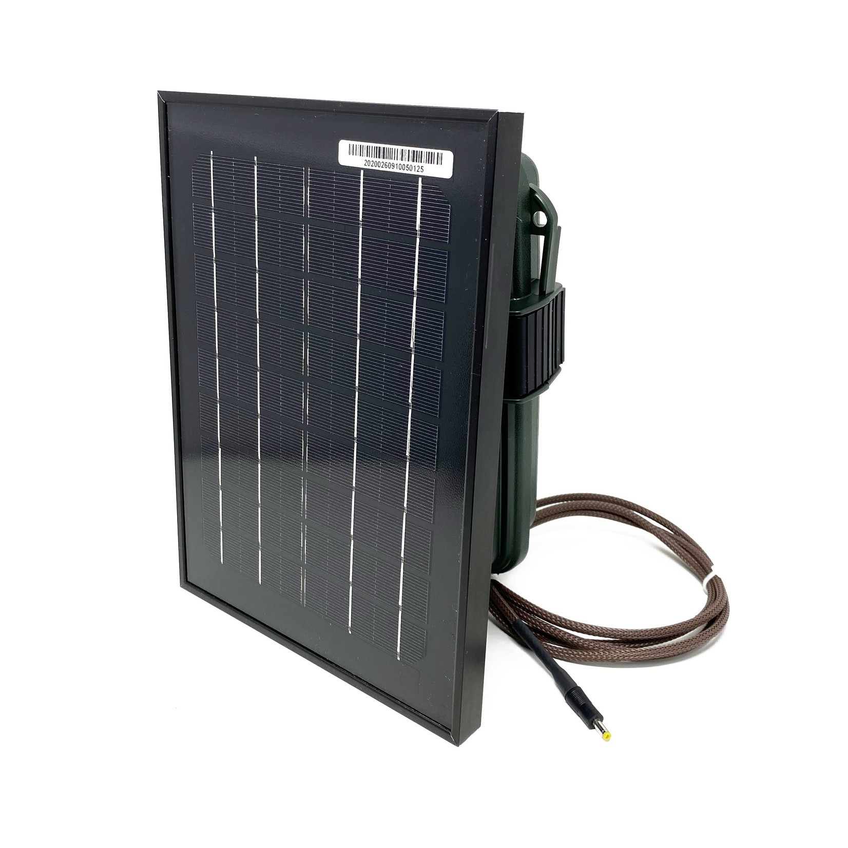 Boly Boly Solar Kit 6V w/ power cable with rodent resistant shield