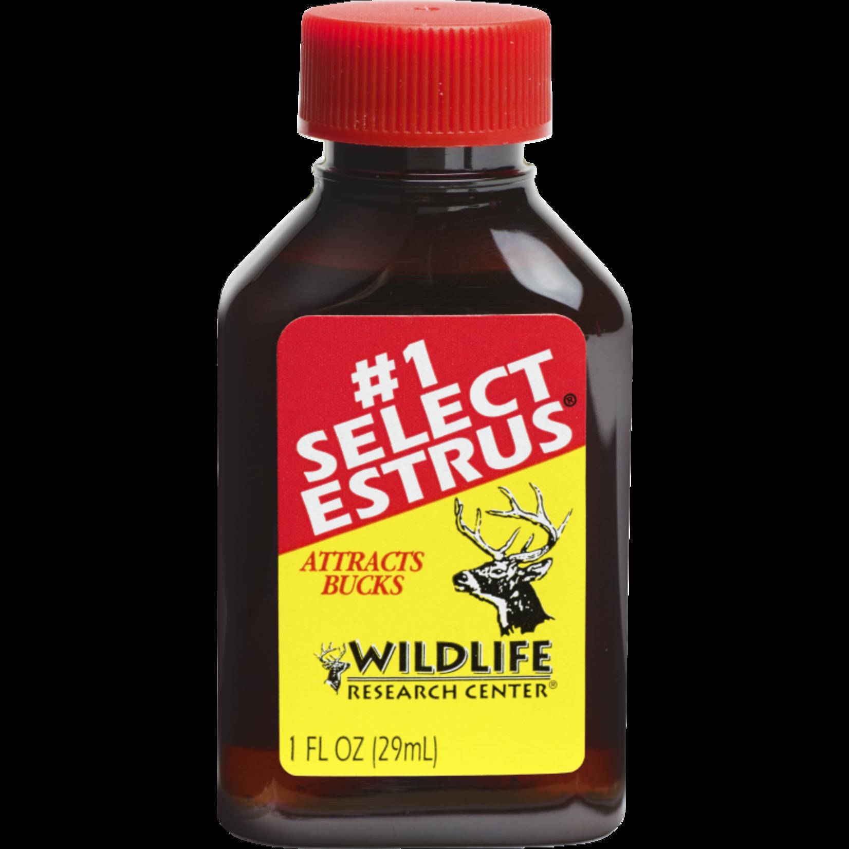 Wildlife Research Center #1 Select Estrus     4 Oz Fl