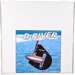 D-RIVER Gouvernail D-River Cami Gros (33 À 55 Lbs)