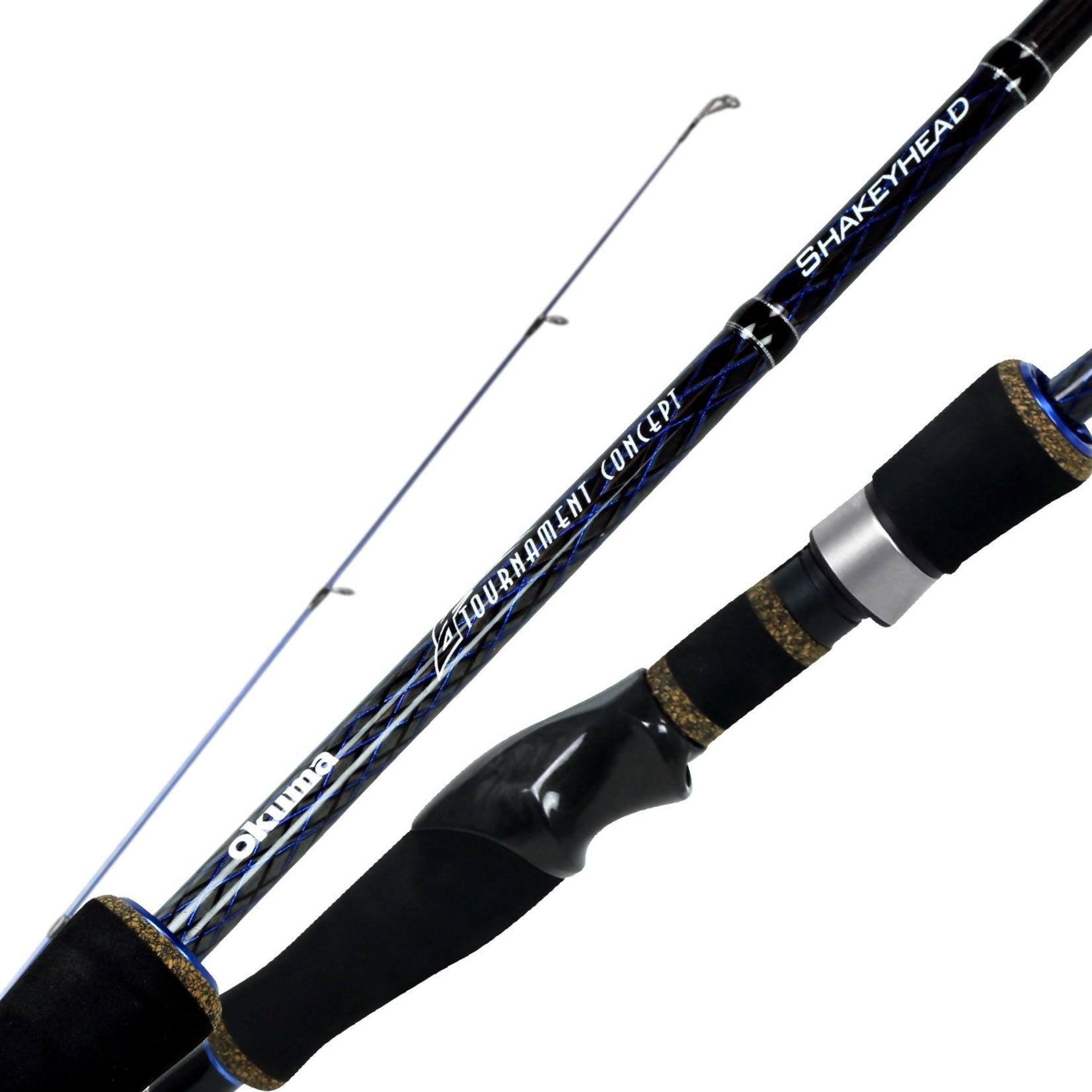 Okuma Fishing Tackle Okuma Tournament Concept 7'2'' Mla