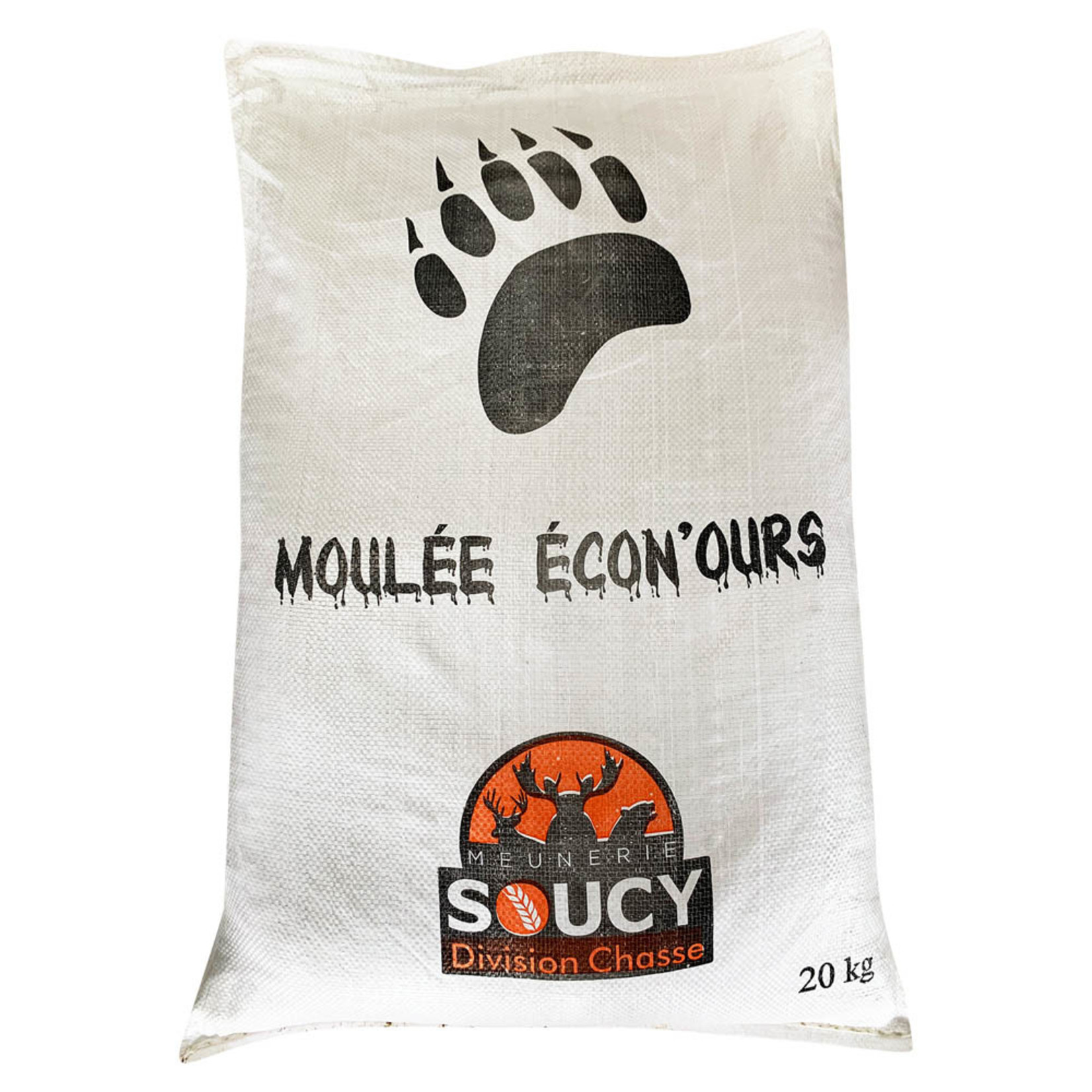 Meunerie Soucy Econ'Ours Feed with Molasse for Bears