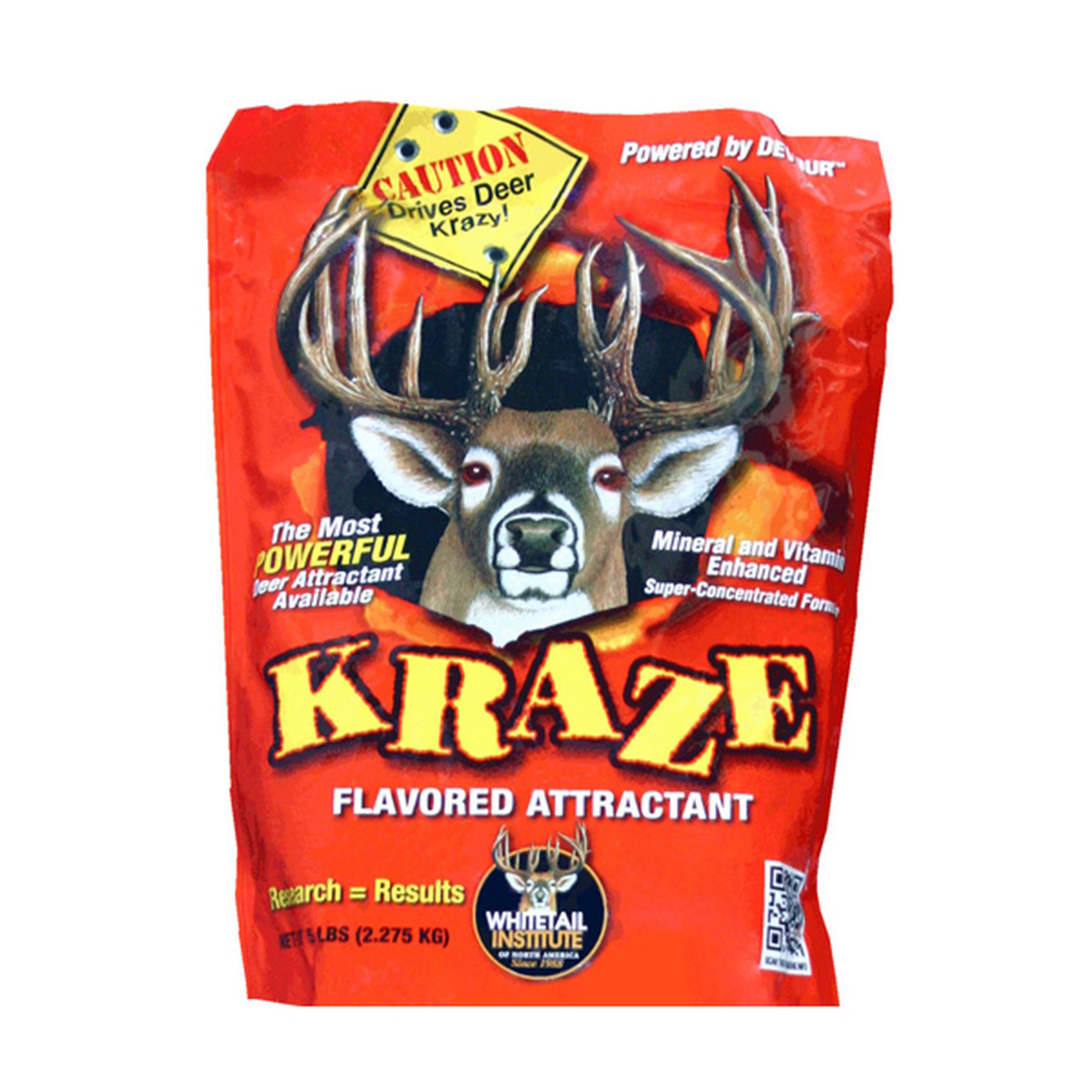 Imperial Whitetail Institute Kraze Deer Attractant 5lbs