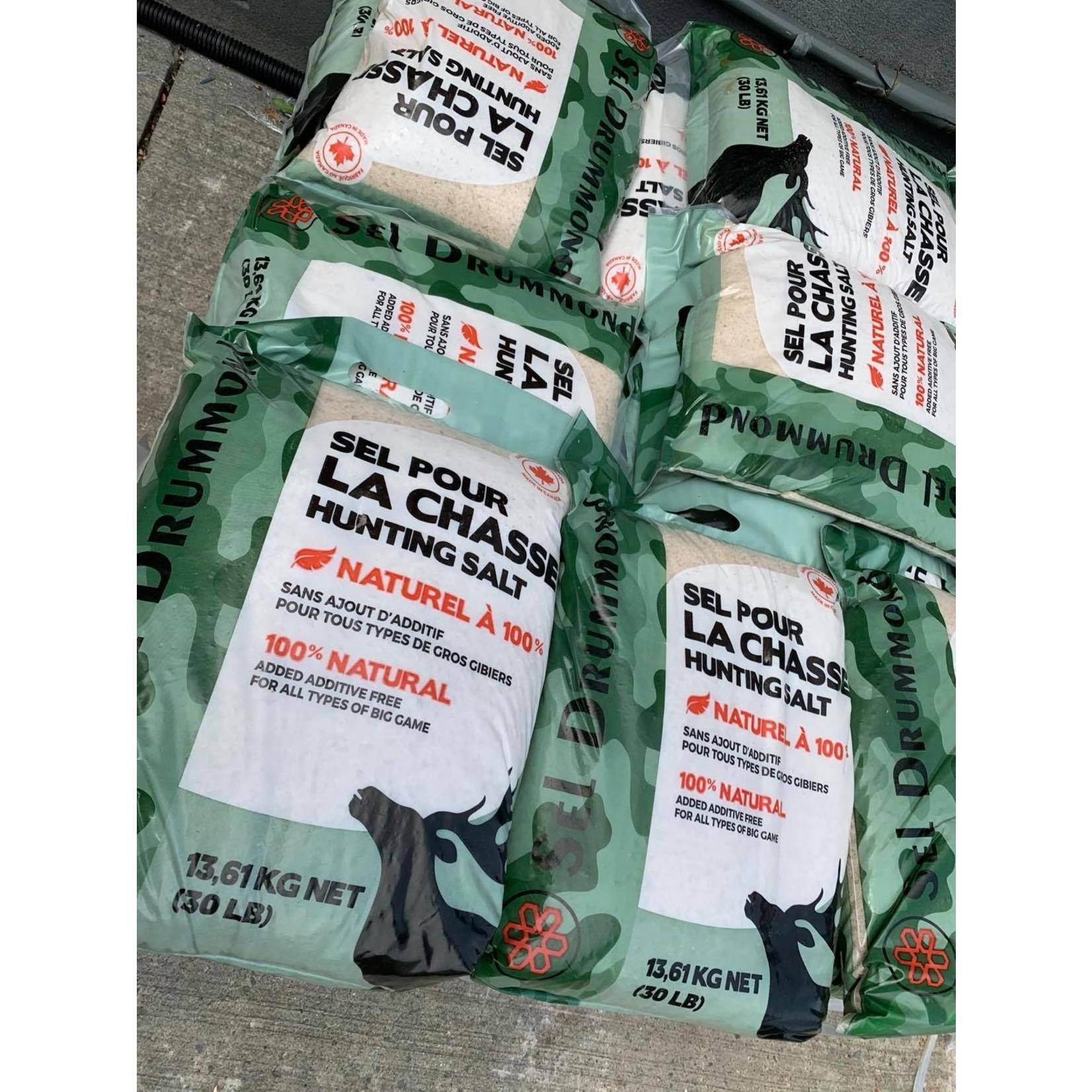 Meunerie Soucy Hunting Salt - 13.6 kg