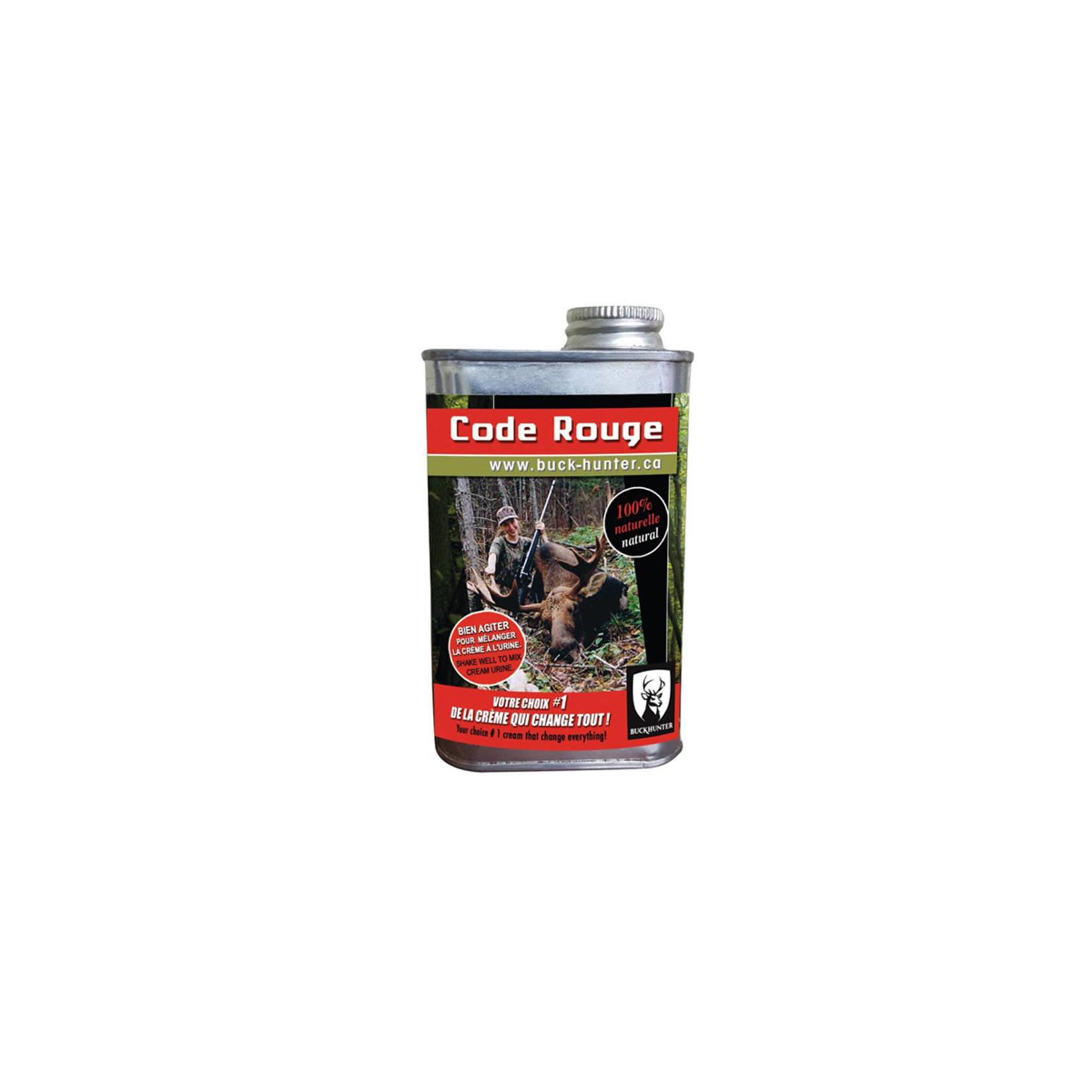 Buck Hunter CODE ROUGE MOOSE 250 ML