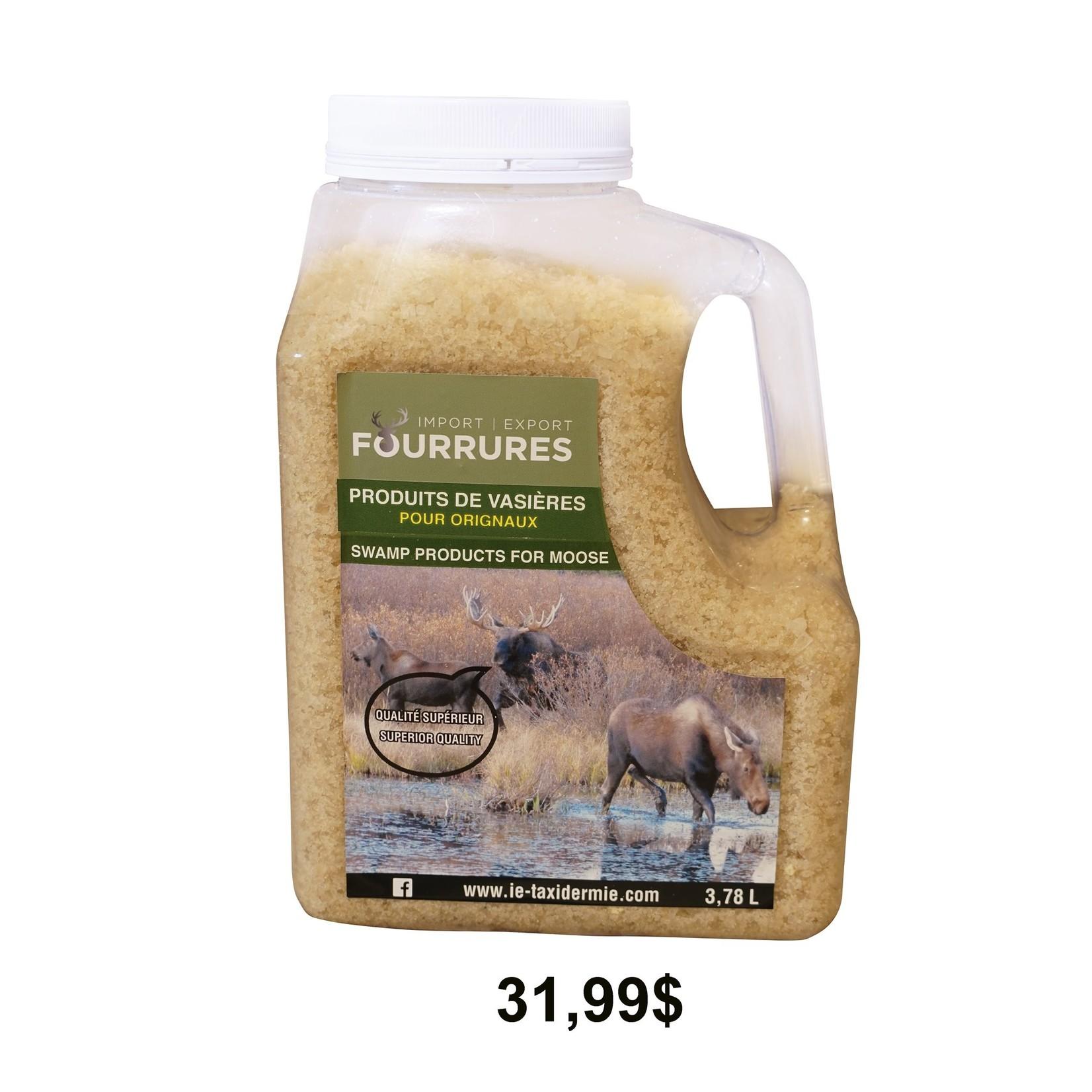 Import Export Fourrures Inc. Mudflats Orignal products
