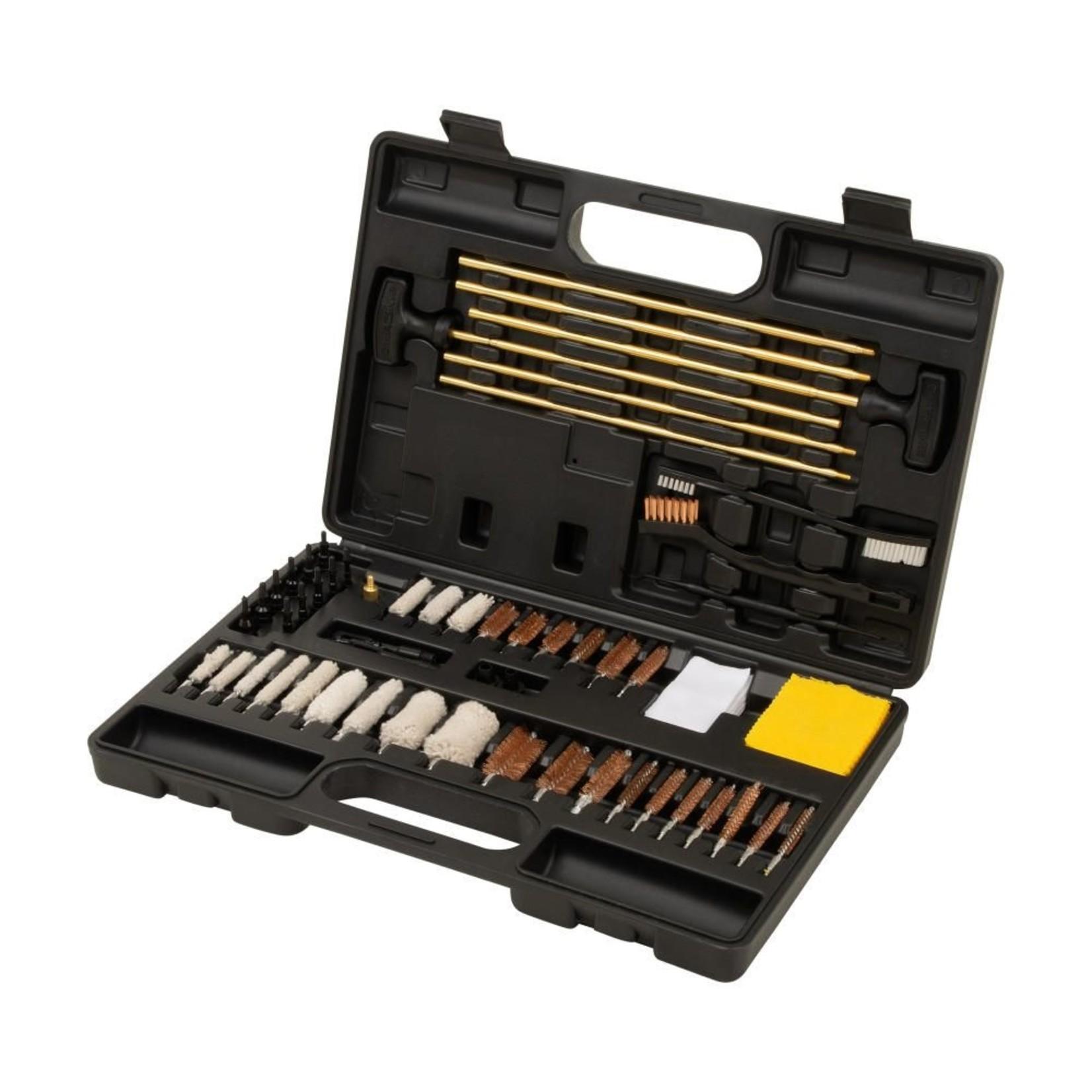 Allen Krome Stronghold Universal Cleaninig Kit 60 Piece Rifle / Shotgun / Handgun