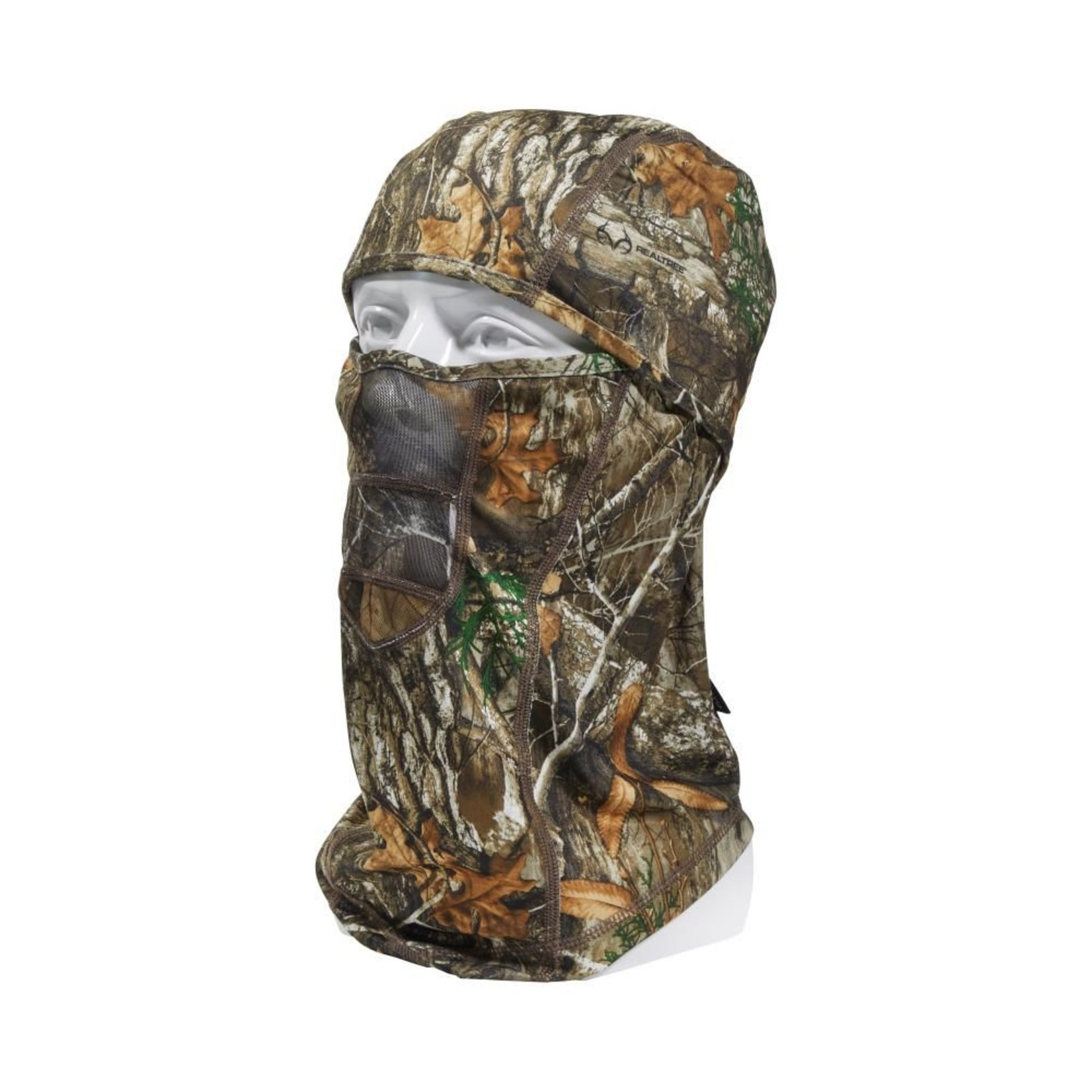 Allen Balaclava Face Mask With Mesh, Real Tree Edge