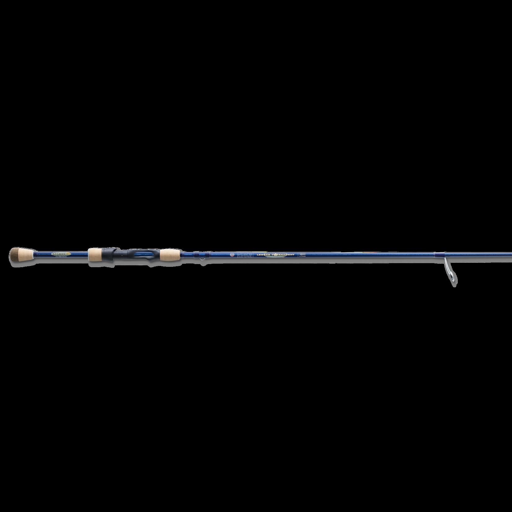 St. Croix Legend Tournament Bass Spinning/Lbs610Mxf