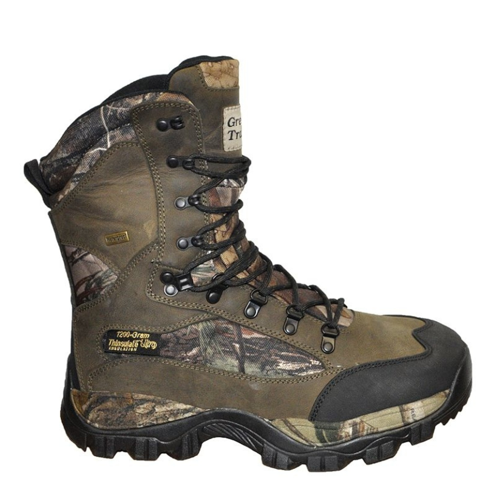 Green Trail Green Trail Camo Hunting Boots