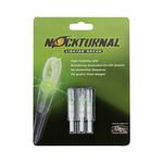 Nockturnal Lighted Nocks Nockturnal-X Green 3-Pack
