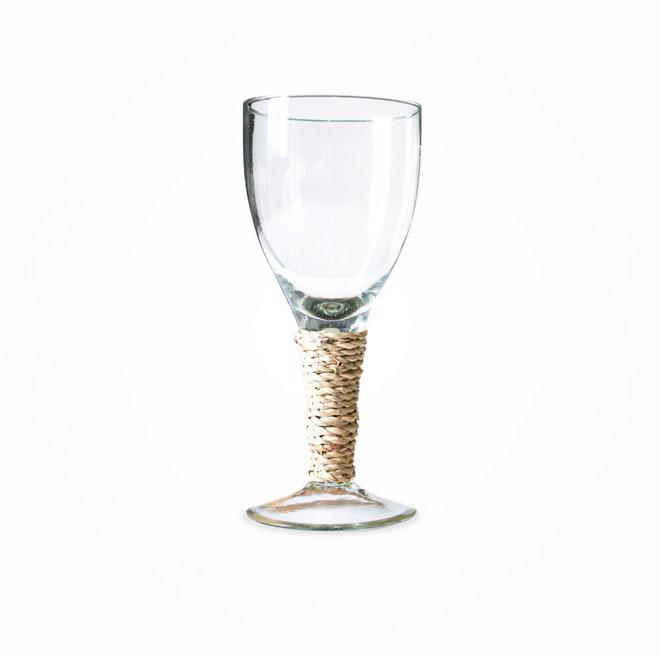 Seagrass Wine Glass