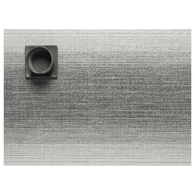 Ombre Silver Placemat