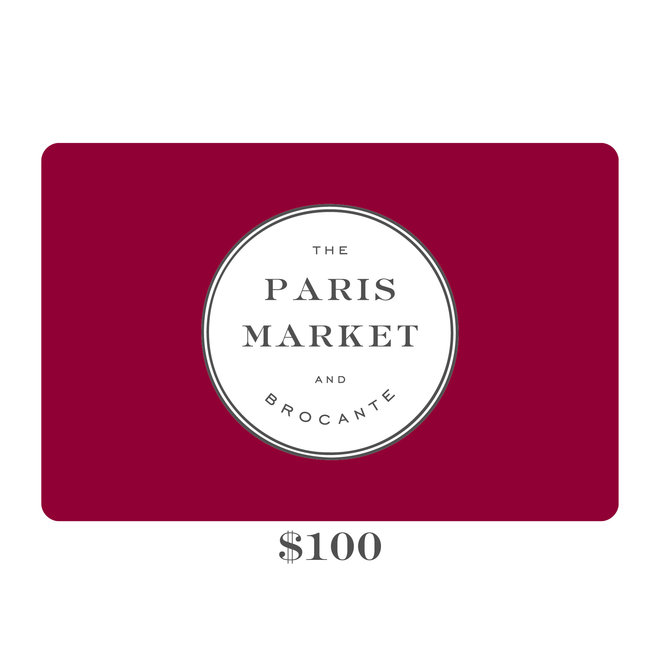 Paris Market Gift Card $100