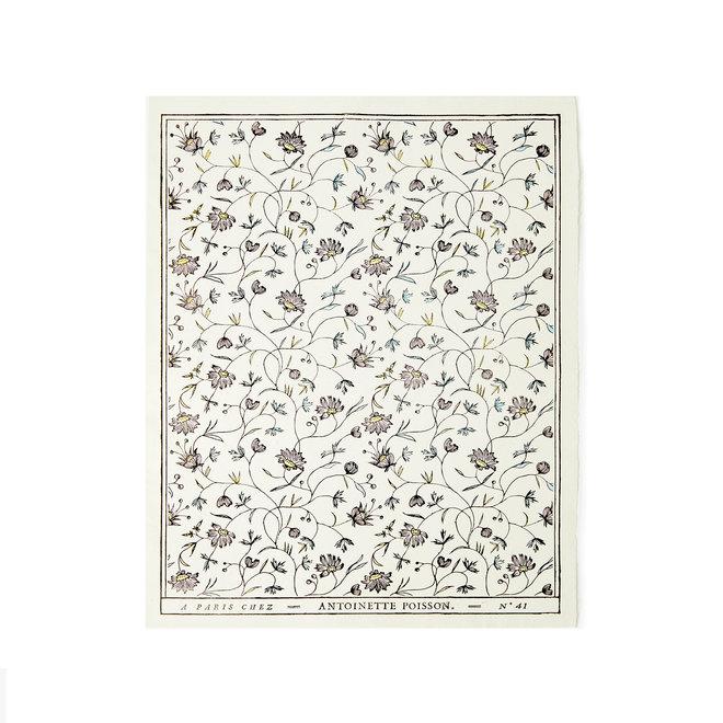 Petite Indienne Domino Paper