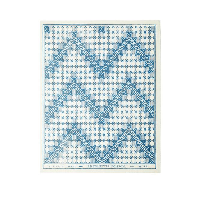 Point de Hongrie Domino Paper