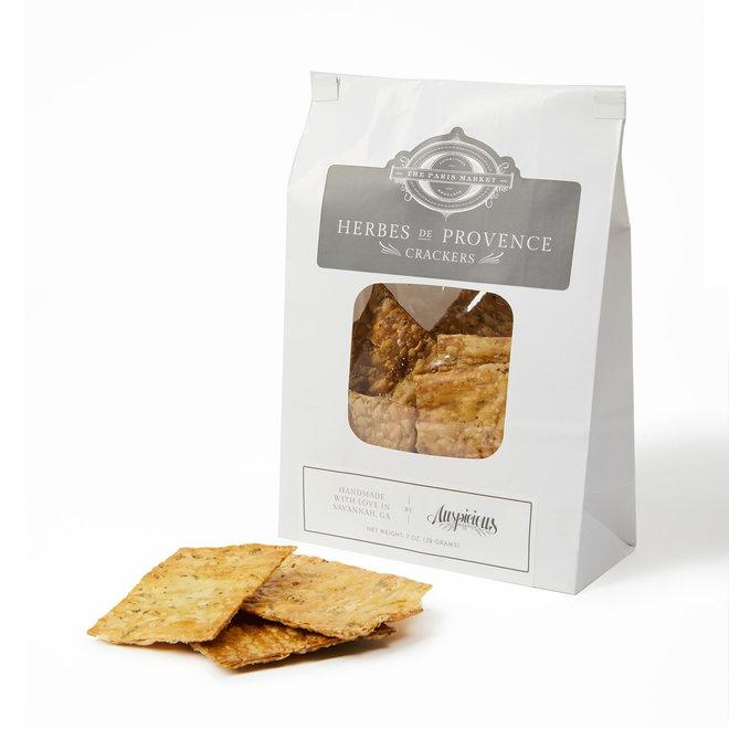 Herbs De Provence Crackers