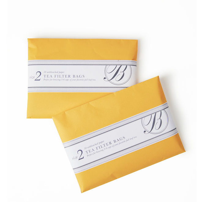 Bellocq Tea Filter Bags