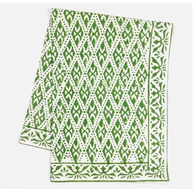 Ivy Green Kitchen Towel