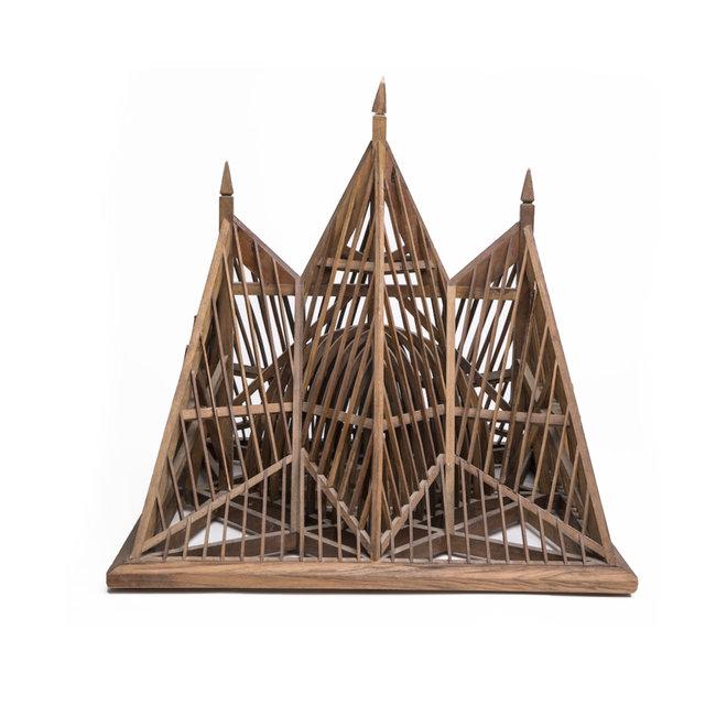 Antique Architectural Model