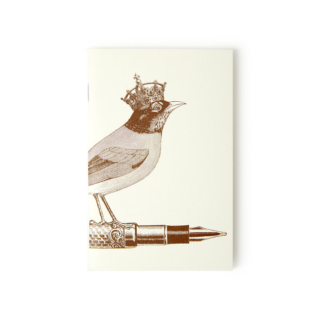 Sir Writes-a-lot Pocket Journal