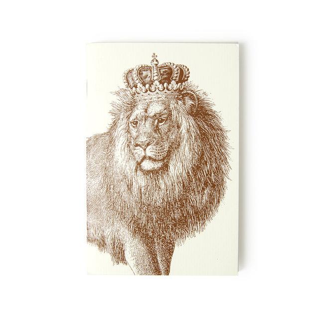 King Kitty Pocket Journal