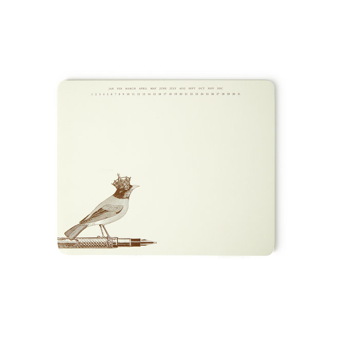 Sir Writes-a-lot Mousepad Notepad