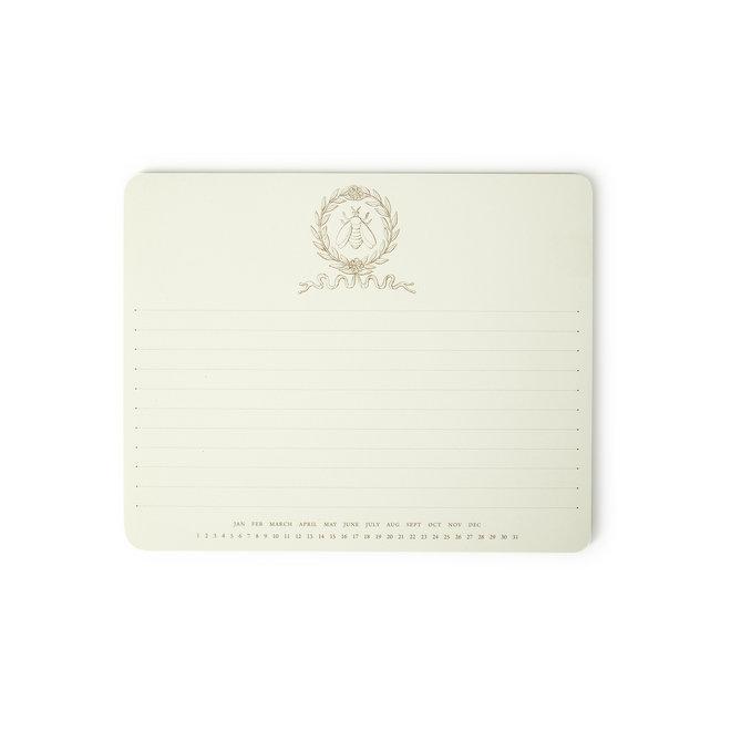 Empire Bee Mousepad Notepad
