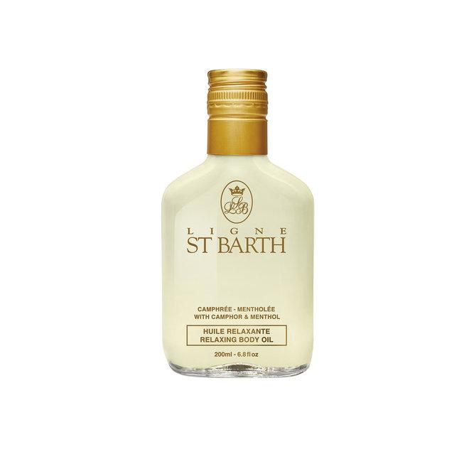 St Barth Body Oil