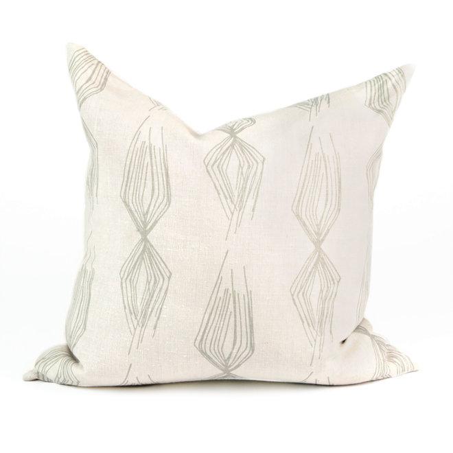 Seedling Pillow in Dove