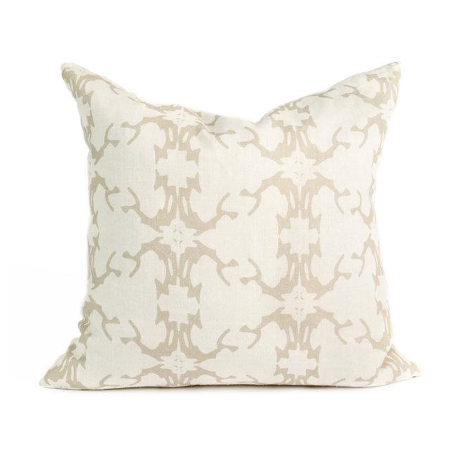 Vertebrae Pillow in  Sand
