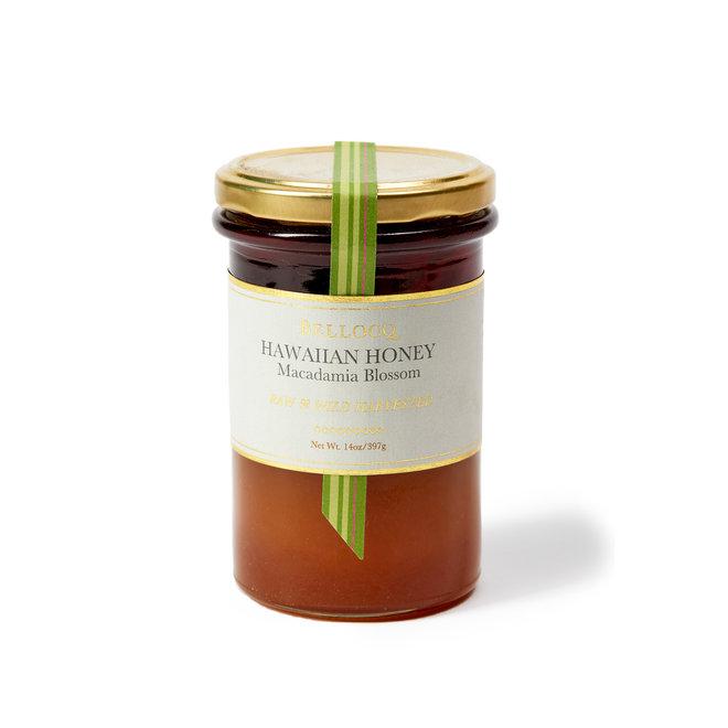 Macadamia Blossom Hawaiian Honey
