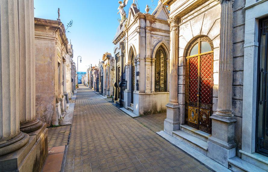 Paris Market Travels: Argentina Day 1